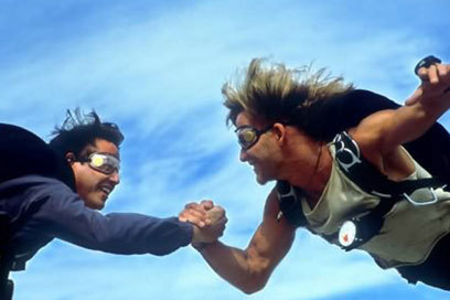 Point Break: Number One Bromance Of All Time?