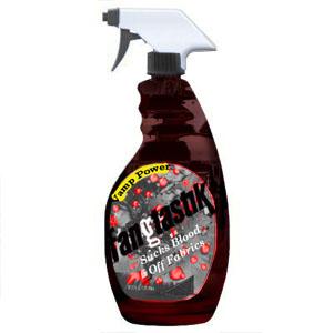 "New Product: Fangtastik® ""True Blood"" Stain Remover Sucks Blood Off Fabrics"