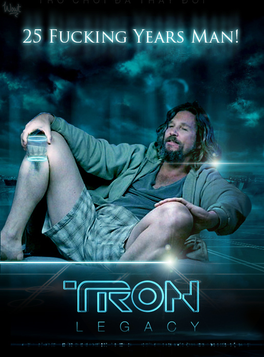 New Tron Poster