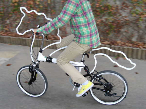 Horsing Around With Bike Design