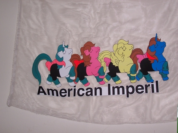 American Apparel's New My Little Pony Ad-campaign