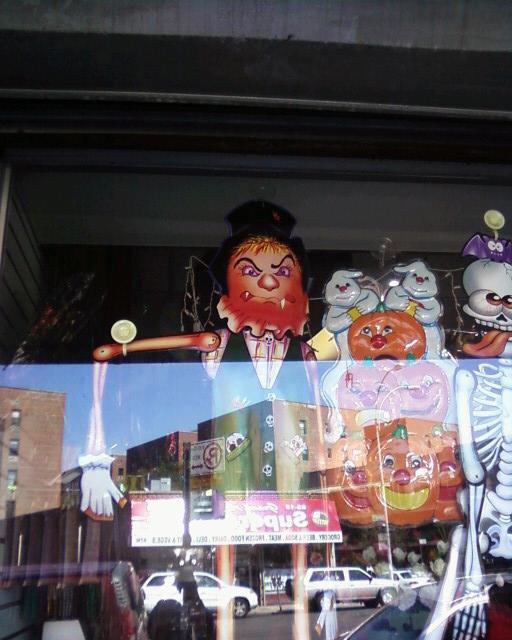 Halloween Decoration Apocalypse