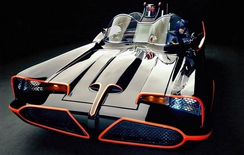 Official Batmobile Replicas Now For Sale