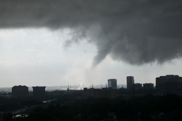 Tornado Hits Dallas
