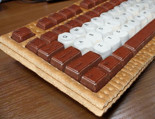 Keyboard S'more