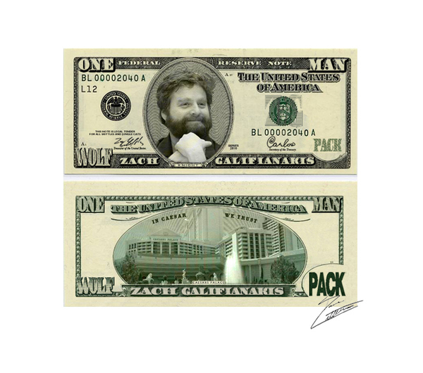 ZG Dollar Bill