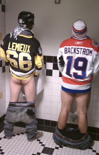 Keepin' It Classy Hockey Fans