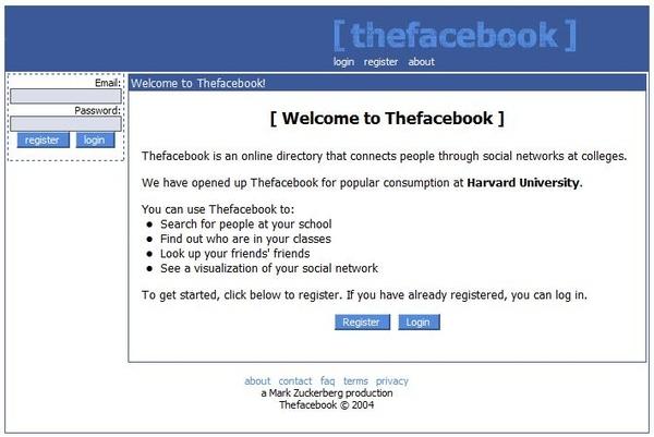 A Mark Zuckerberg Production