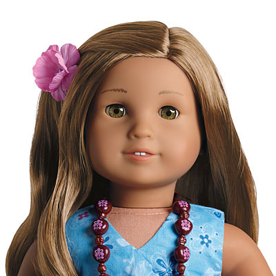 New American Girl Doll Released- Kanani from Hawaii