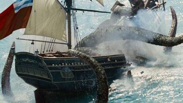 Word 'Release the Kraken'