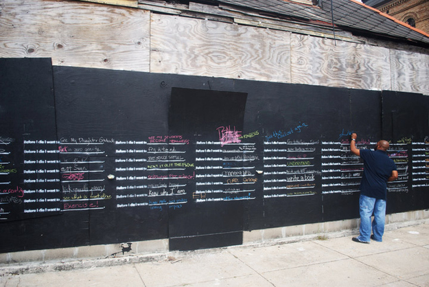 Before I Die: Rad Street Art in NOLA [pics]