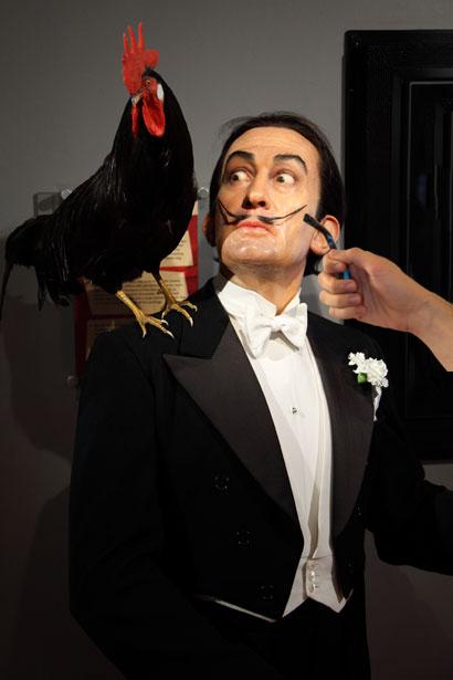 Don't Shave That Man's Crazy Moustache!