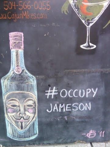 Occupy Jameson