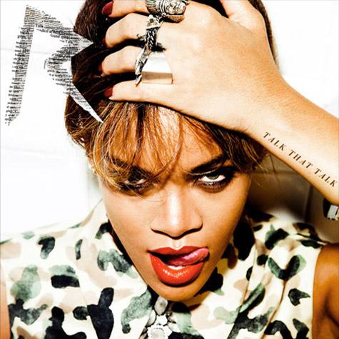 Rihanna's New Album Cover