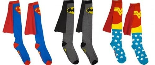 DC Superhero Socks