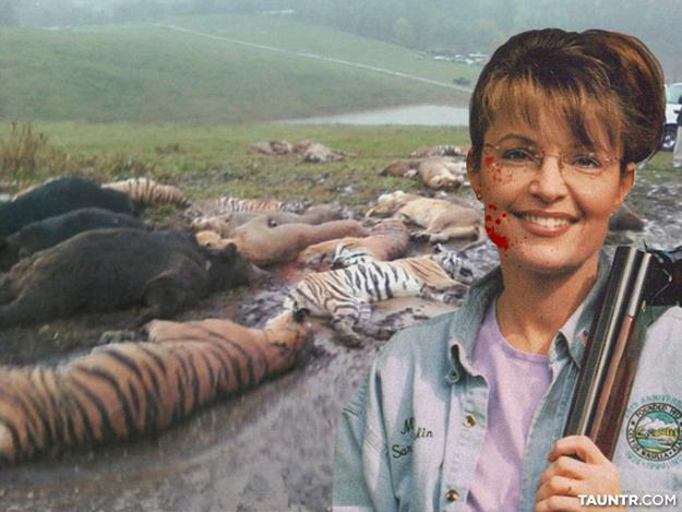 Ohio Exotic Animal Shooter Revealed