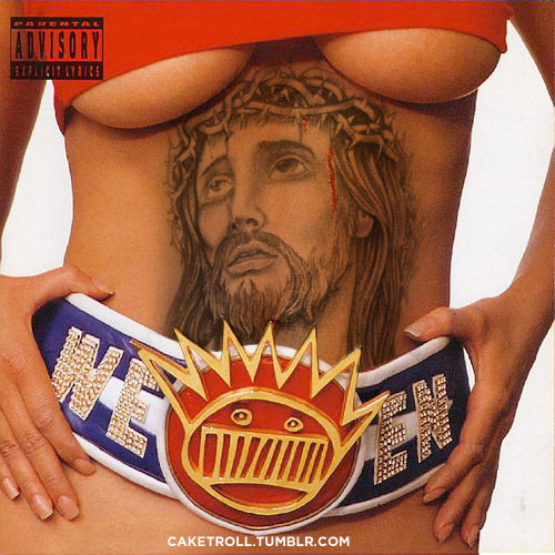 "What I Hear Everytime I Hear ""JesusWeen"""