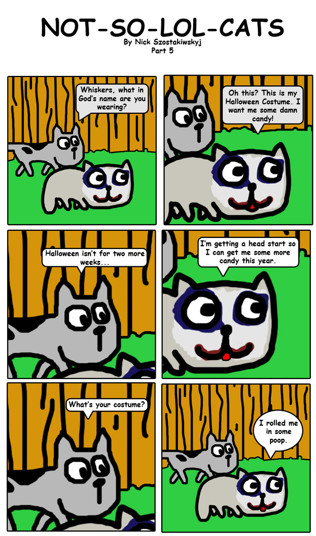 Not-So-LoL Cats Episode 5