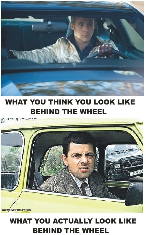 Funny Driving Meme