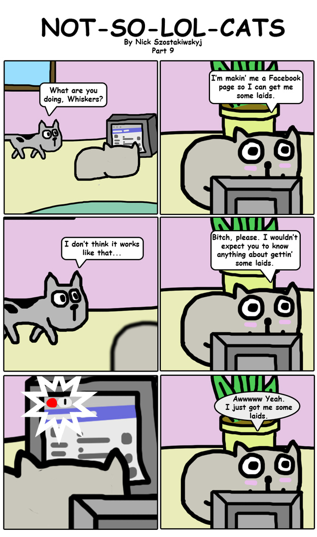 Not-So-LoL Cats Episode 9