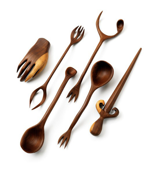 Witches' Kitchen Utensils