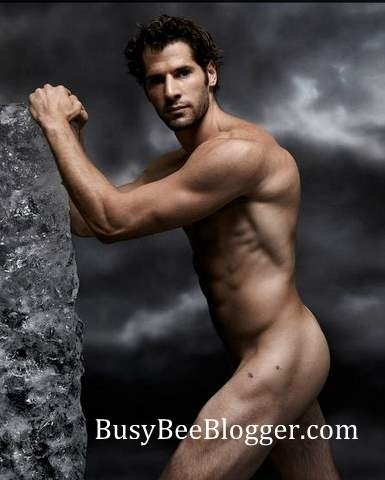 Canuck's Ryan Kesler Gets Spoofed For Naked Photo Shoot