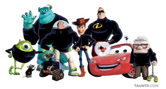 A Pixar Goodbye