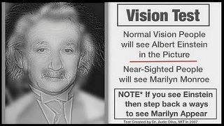 Vision Test Pretty Cool