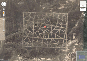 Why is China Building Immense Structures in the Desert?