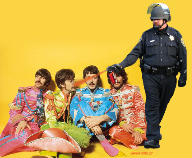 Sgt. Pepper Spray