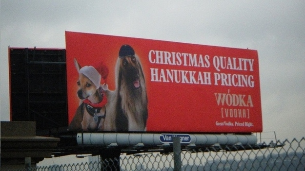 Wodka Billboard: Funny Or Anti-Semitic?