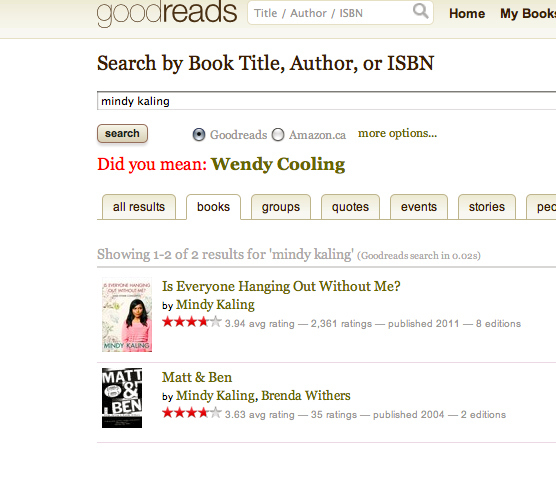 Goodreads Should Change This