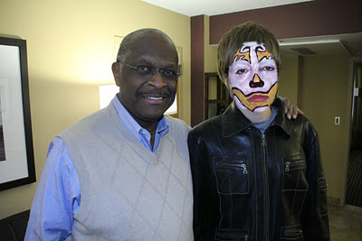 Juggalos for Herman Cain