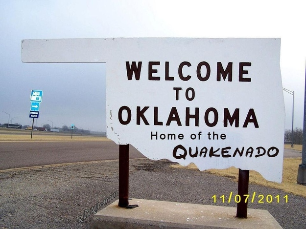 Oklahoma Embraces Natural Disasters