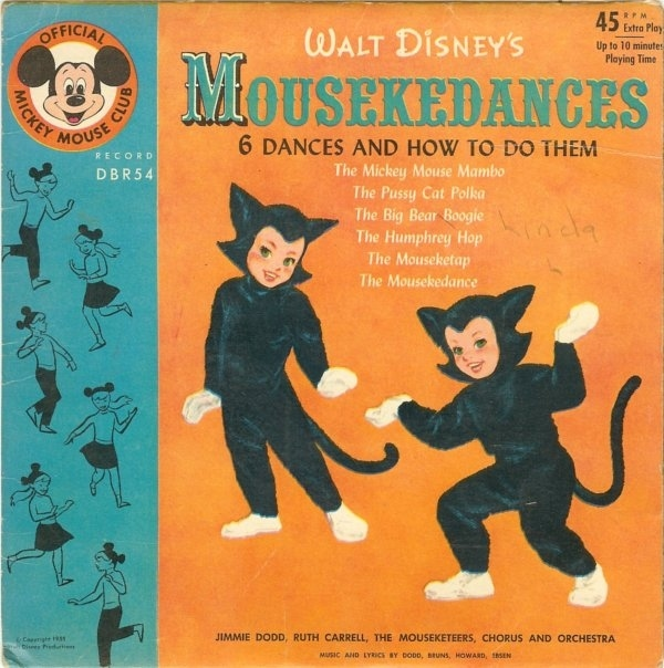Walt Disney's Mousekedances