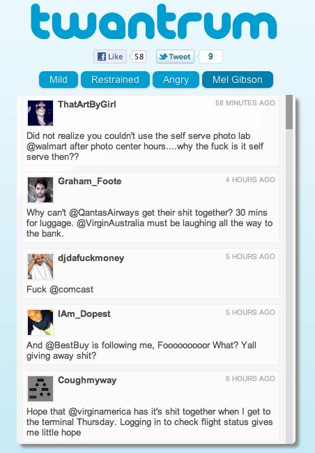 Twantrum: People Losing Their Minds On Twitter