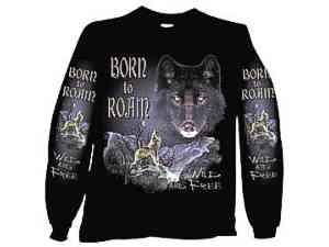 The Alpha Wolf Shirt