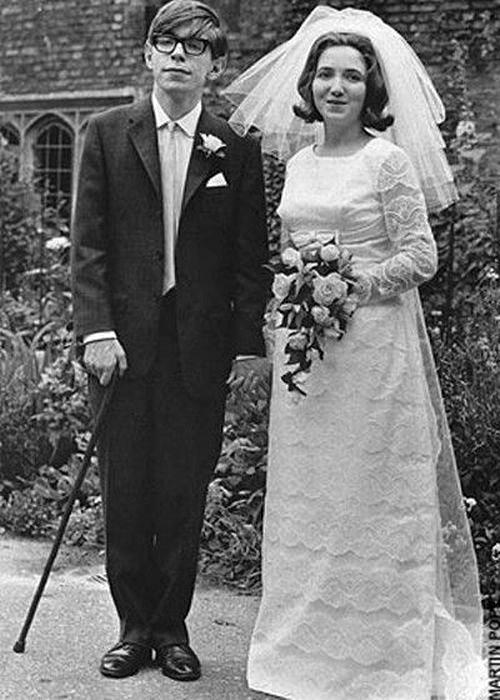 Stephen Hawking Hasn't Always Been Disabled