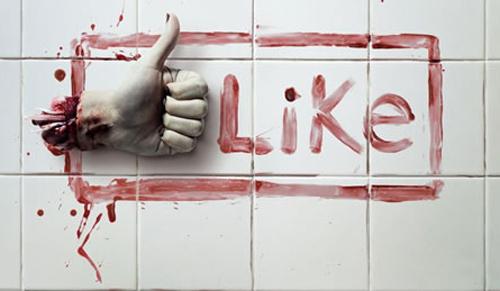 Zombie Facebook Like