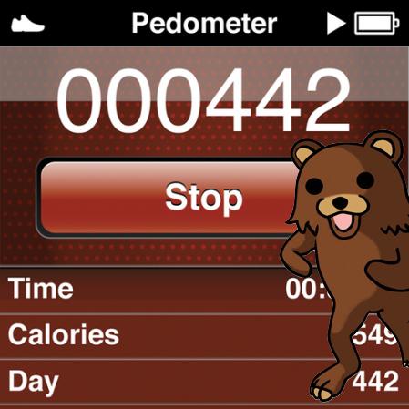iPod Nano Pedobear