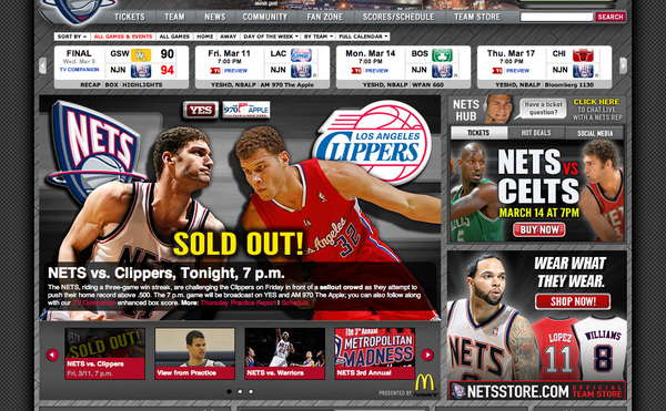 "Blake Griffin is a God: He ""Sold Out"" a Nets Game!"