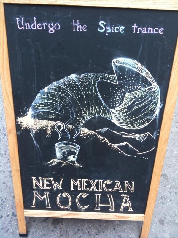 Mocha Spice Must Flow