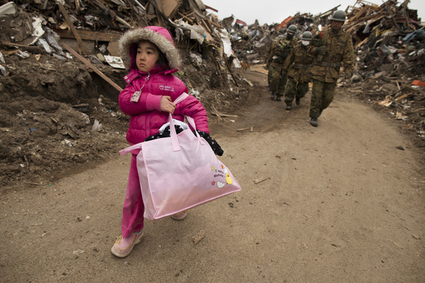 5-Year-Old Earthquake Survivor