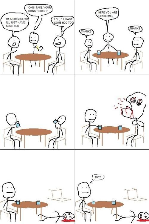 A Chemistry Joke