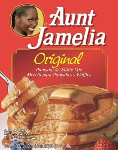 Aunt Jamelia's  Original Pancake Mix