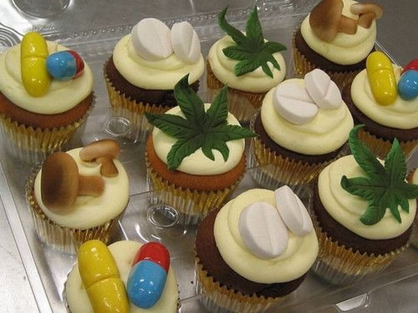 Cupcakes For Drug Addicts