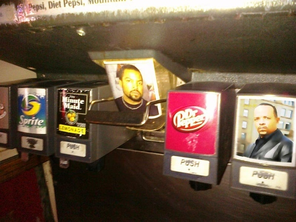 Ice Cube and Ice T Must Really Be Hurting for Work...