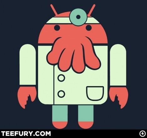 Google Android Zoidberg