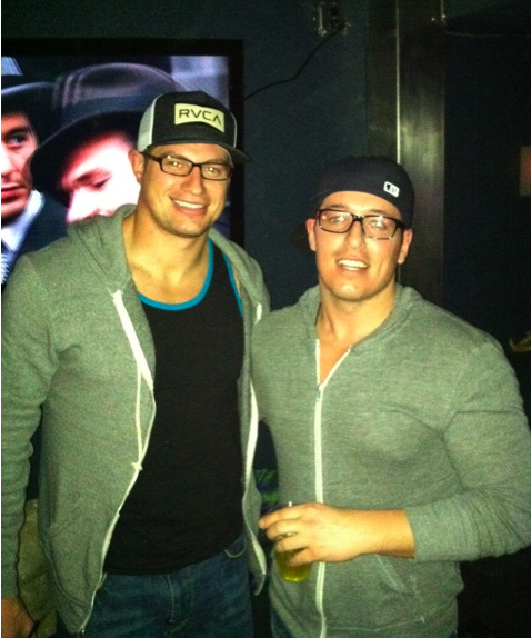Is Eagles TE Brent Celek a hipster?
