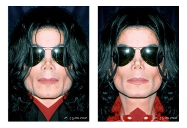 Michael Jackson: Which One Was His Real Face?